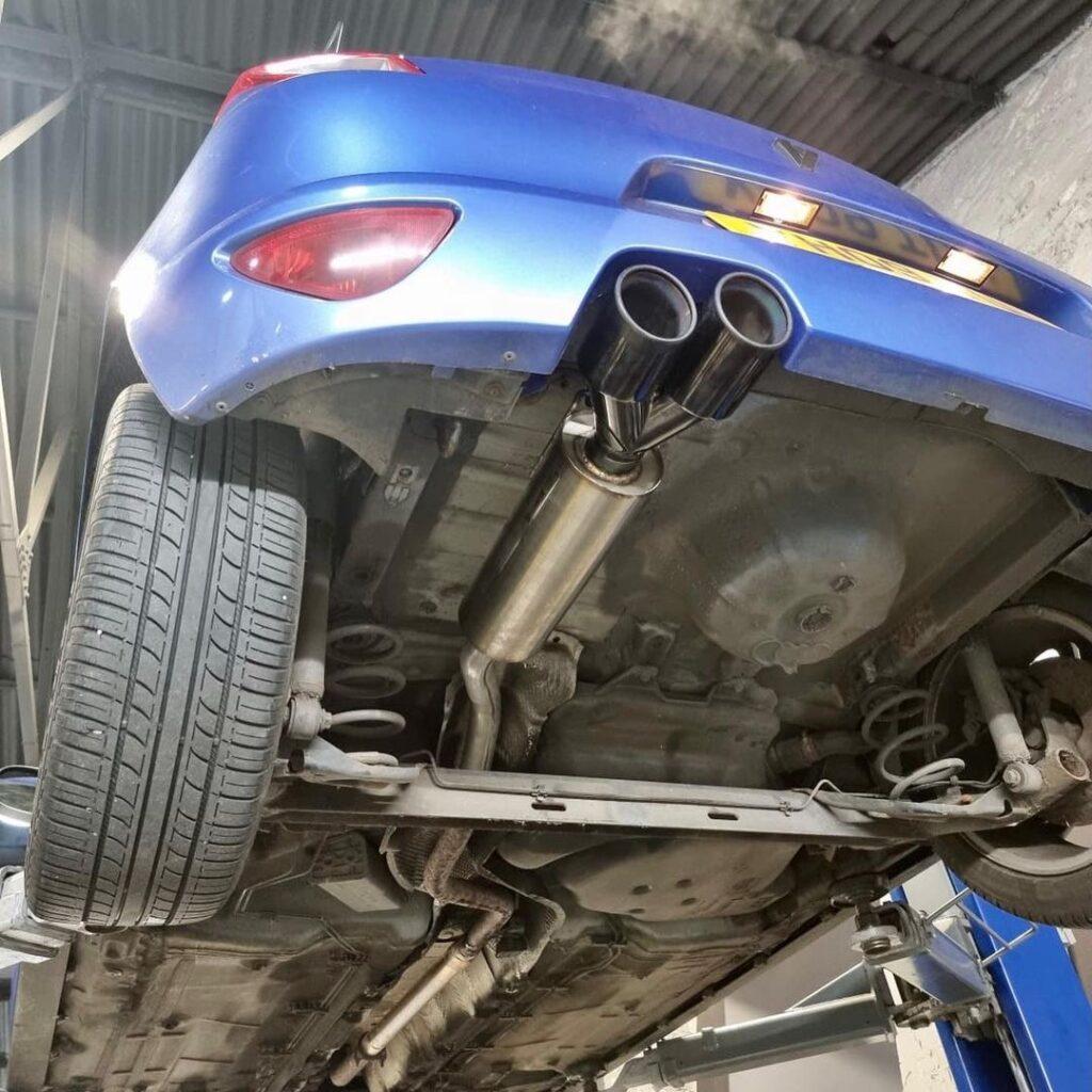 custom exhausts birmingham